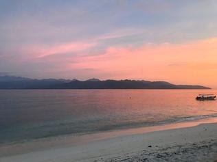 Sunset BLY Yoga Retreat