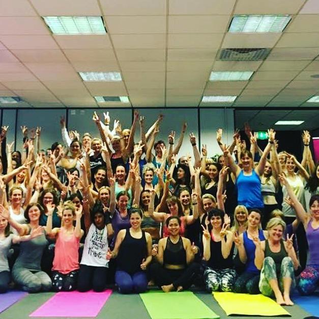 Om Yoga Show- Manchester