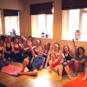 Ella & Fleur Hot Yoga