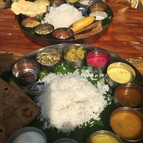 retreat indian food