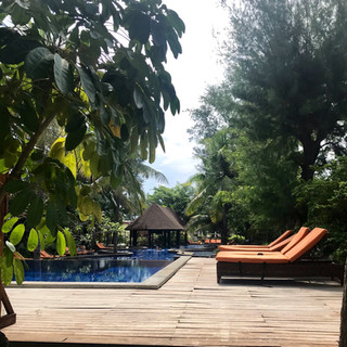 Resort Gili T Pool