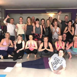 The Yoga Lounge - Dublin