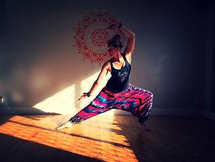 Kathy Ran, Yoga University
