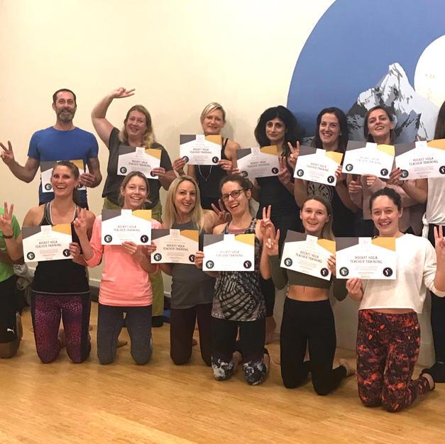 The Yoga Studios