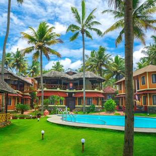 india retreat hotel