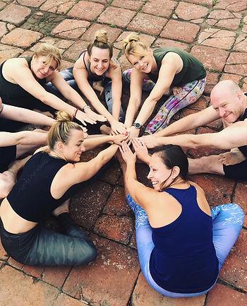 yogi group photo