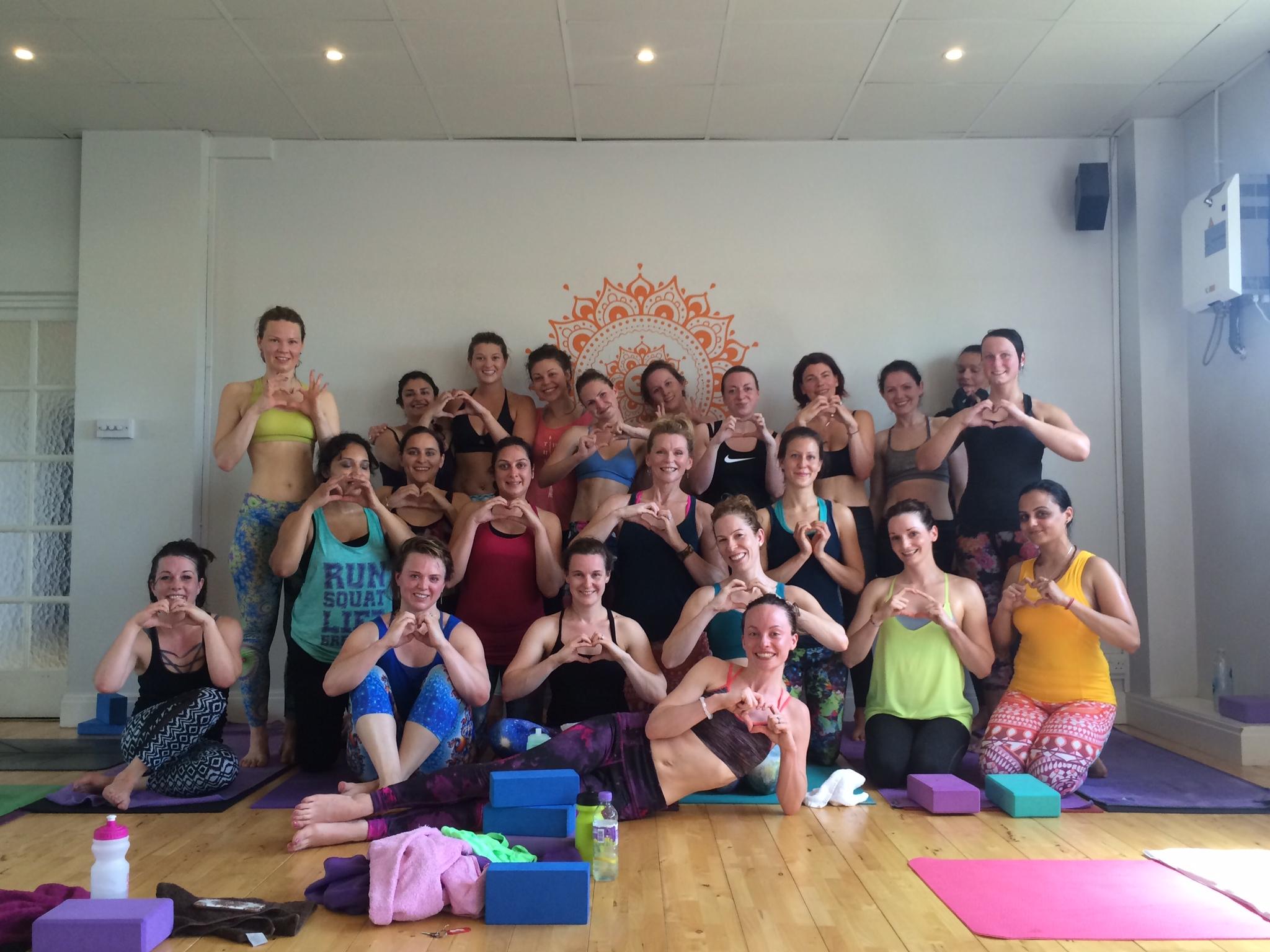 hot yoga 108