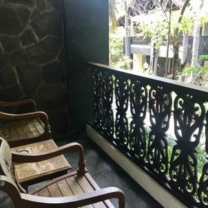 Balcony Retreat