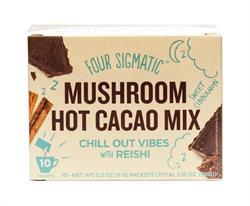 Four Sigmatic Mushroom Cacao Mix 10 Sachets