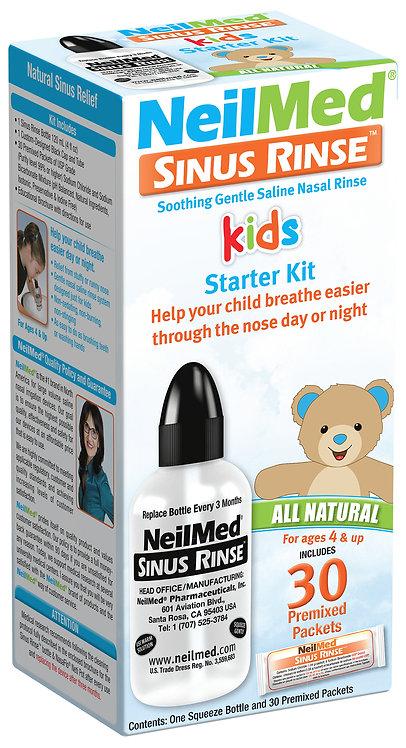 NeilMed Kids Sinus Rinse Starter Kit