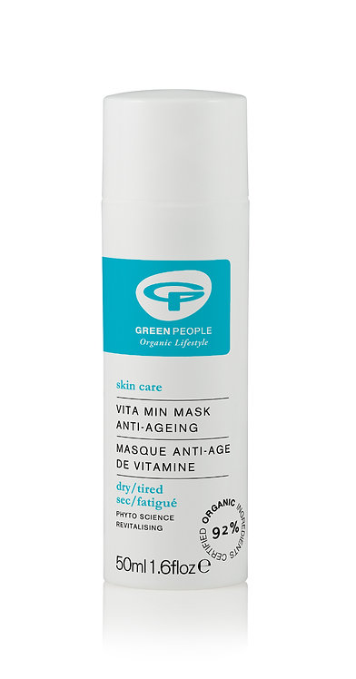 Green People Vita Min Fix 24 Hour Cream 50ml