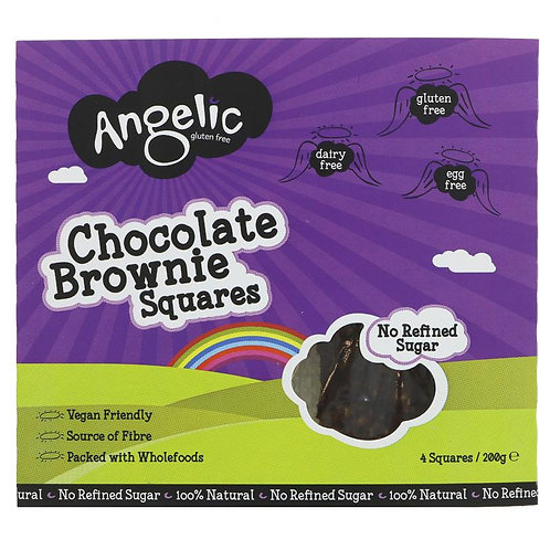 Angelic Chocolate Brownie Squares 200g