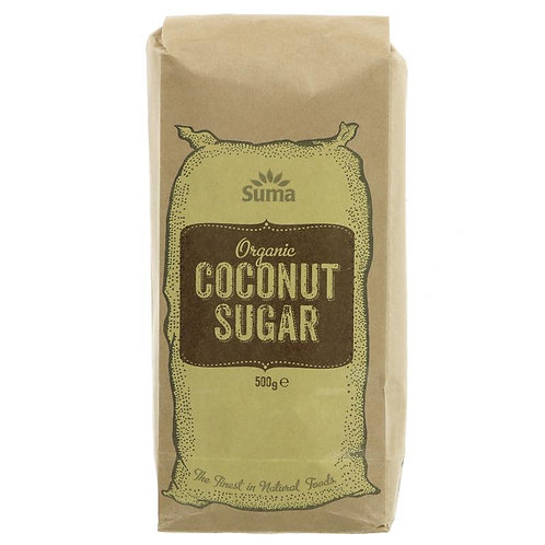 Suma Organic Coconut Sugar 500g