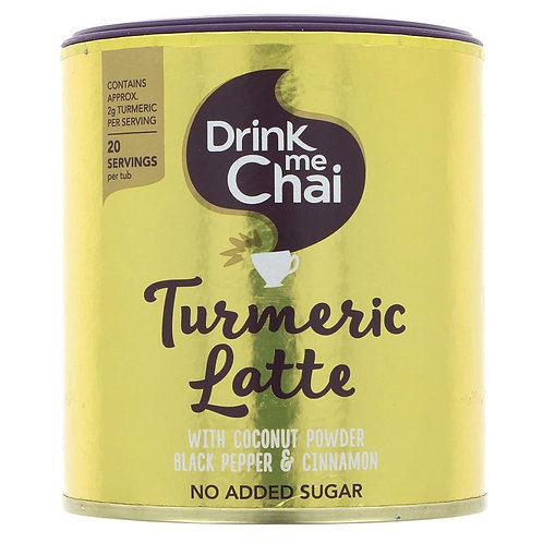 Drink Me Chai Turmeric Latte 80g