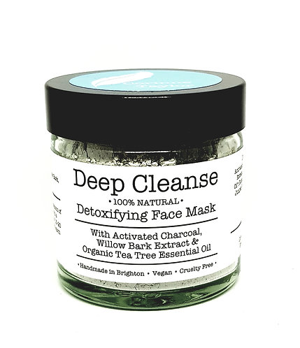 Corinne Taylor Deep Cleanse Mineral Face Mask 35g