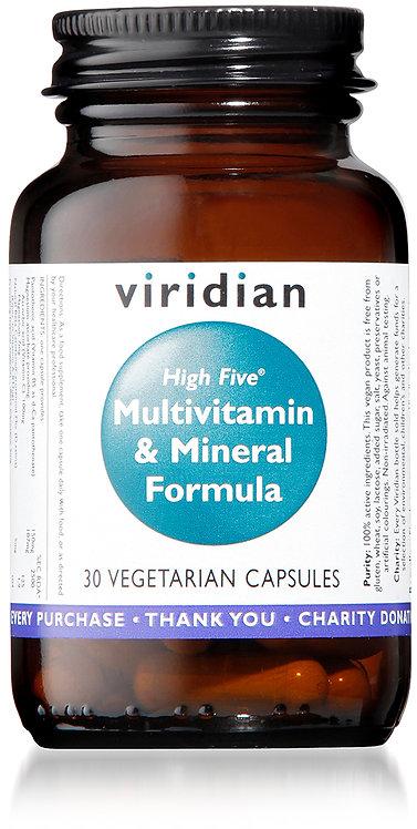 Viridian High 5 Multivitamin & Mineral Formula