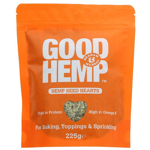 Good Hemp Food Hemp Hearts 225g