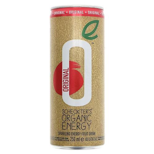Scheckters Organic Original Energy Drink 250ml