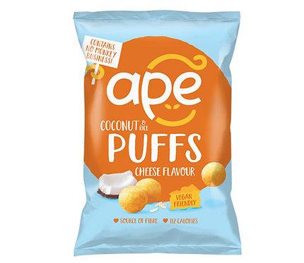 Ape Cheese Coconut Puffs 25g