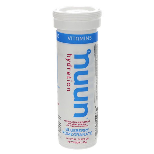 Nuun Blueberry Pomegranate Food Supplement