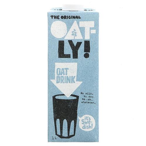 Oatly Enriched Drink 1lt