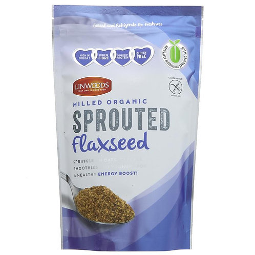 Linwoods Organic Sprouted Flaxseed 360g