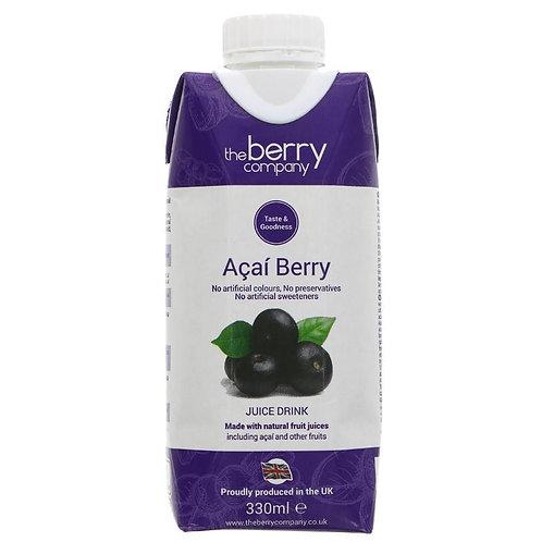 Berry Company Superberry Purple Juice Drink 330ml