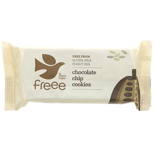 Doves Farm Organic Chocolate Chip Cookies 180g