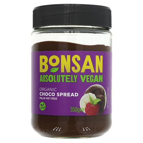 Bonsan Organic Chocolate Spread 350g