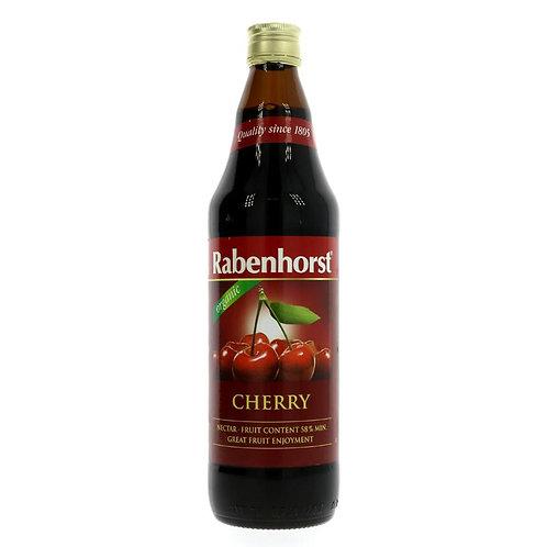 Rabenhorst Organic Cherry Nectar Juice 750ml