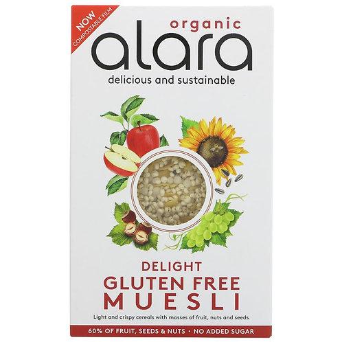 Alara Organic Gluten Free Muesli 250g