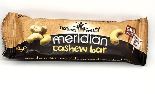 Meridian Cashew Bar 40g