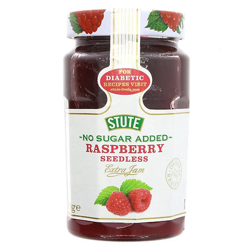 Stute Raspberry Seedless Jam 430g