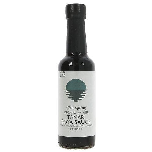 Clearspring Organic Tamari Sauce