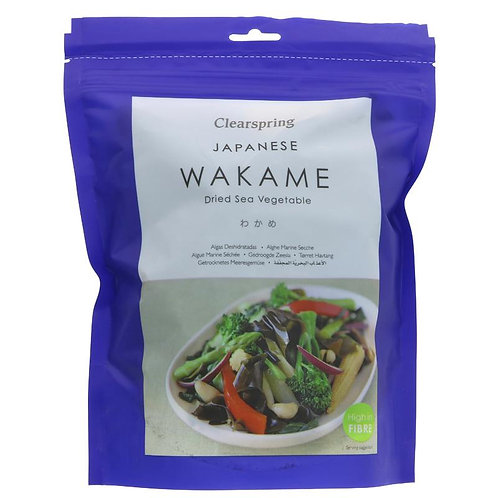 Clearspring Wakame 50g