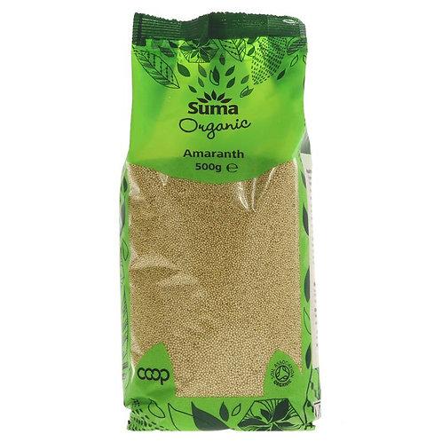 Suma Organic Amaranth 500g