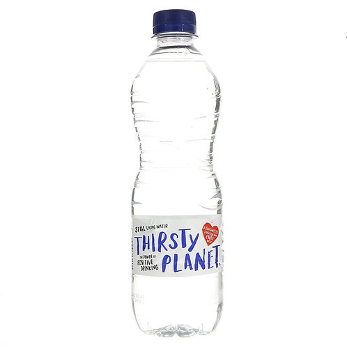 Thirsty Planet Spring Water 500ml