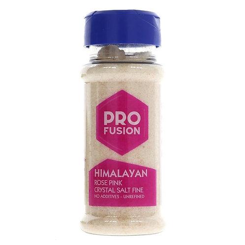 Pro Fusion Himalayan Rose Pink Crystal Salt 140g