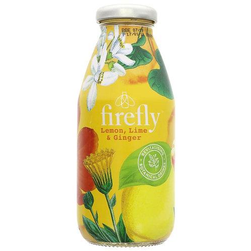 Firefly Lemon, Lime & Ginger Drink 330ml