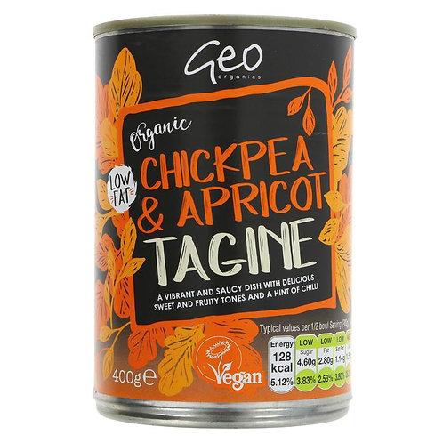 Geo Organics Chickpea & Apricot Tagine 400g