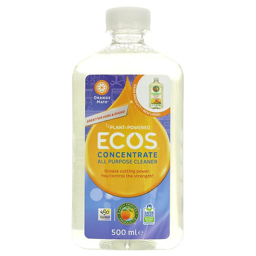 Earth Friendly Concentrate All Purpose Cleaner 500ml