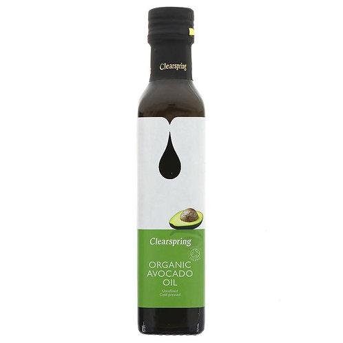 Clearspring Organic Avocado Oil 250ml