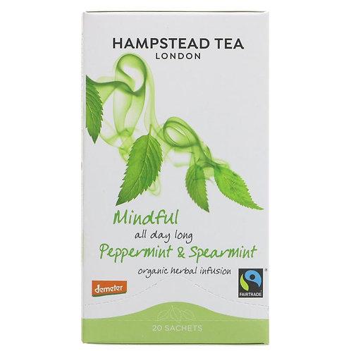 Hampstead Tea Peppermint & Spearmint 20 bags
