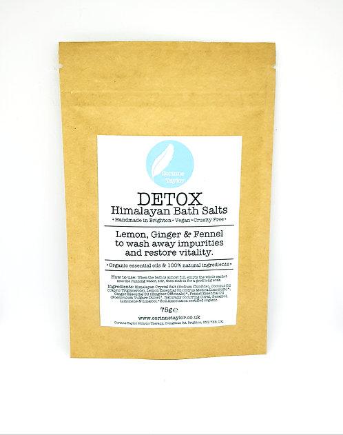 Corinne Taylor Detox Himalayan Bath Salts 75g