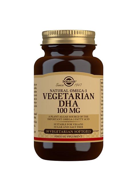 Solgar Vegetarian DHA 100 MG