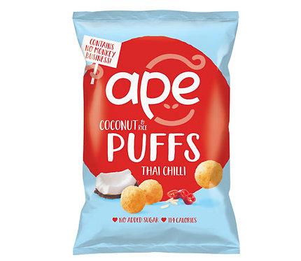 Ape Thai Chilli Coconut Puffs 25g