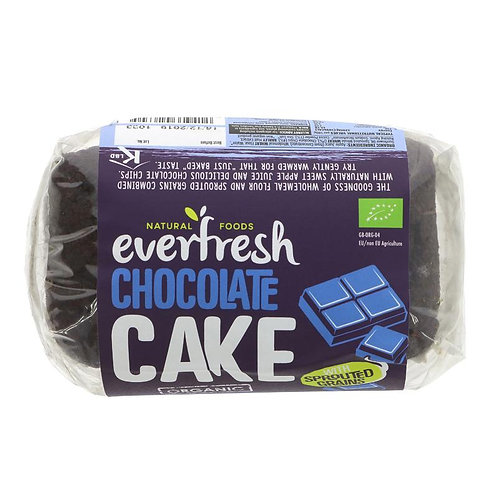 Everfresh Organic Sprouted Chocolate Cake 350g