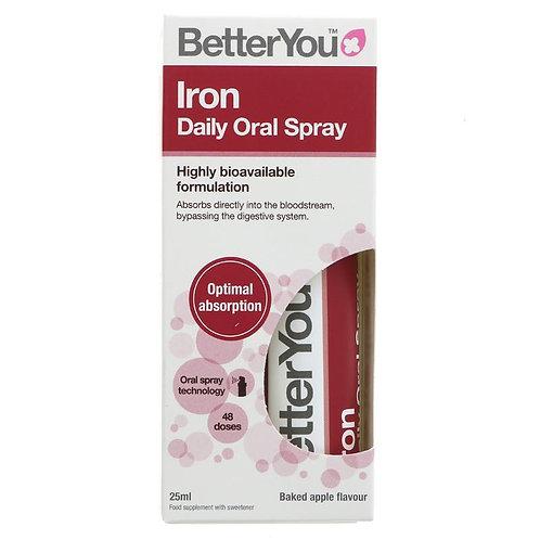 Better You Iron Oral Spray