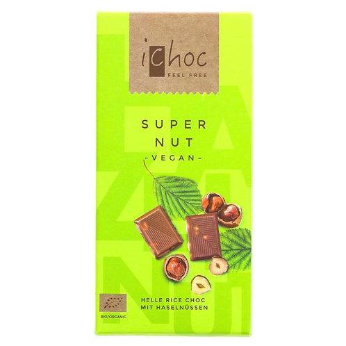 IChoc (Vivani) Super Nut Vegan Chocolate Bar (80 G)