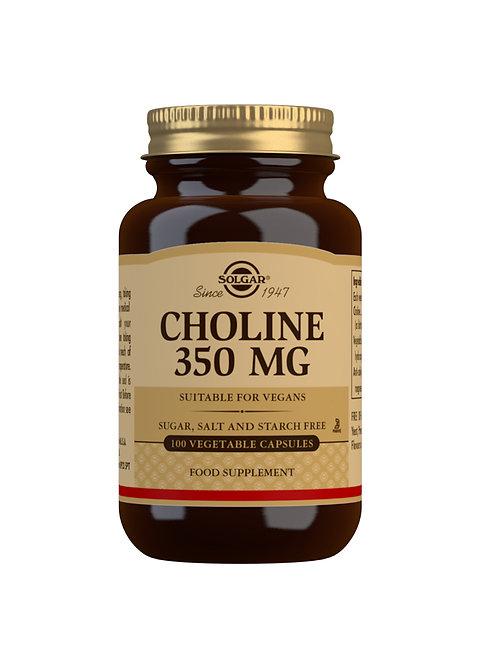 Solgar Choline 350mg
